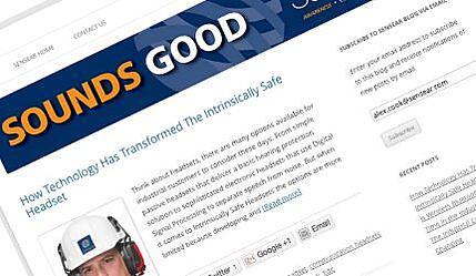 communication headset technology news